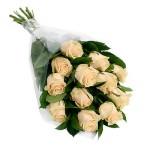 Роза кремовая Талея