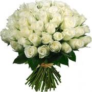 Роза белая Анастасия букет