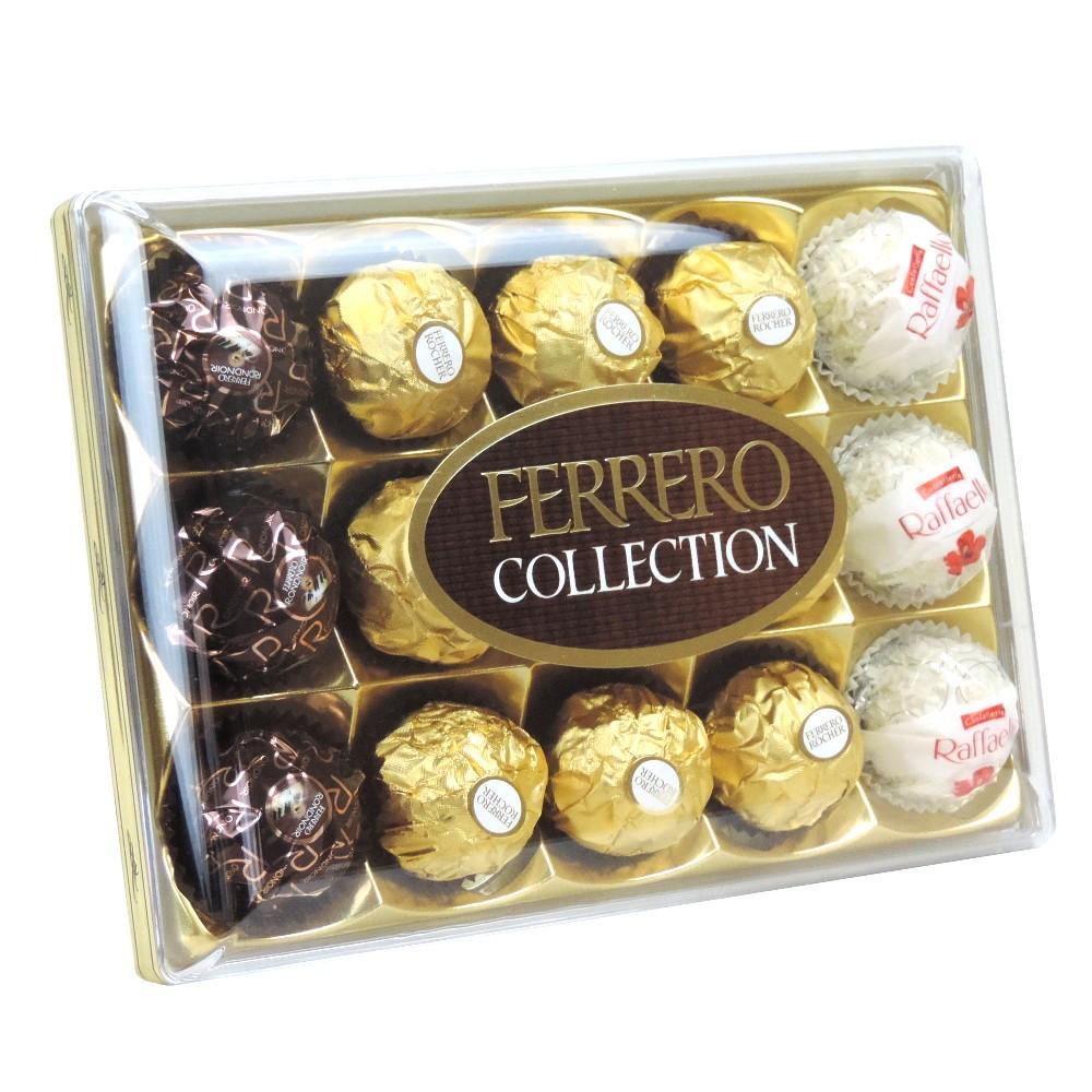 конфеты фереро роше коллекция 172 грамм
