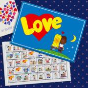Шоколадный набор Love is 200 грамм