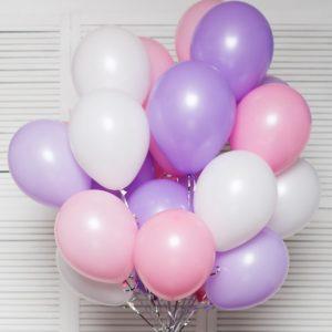 21 воздушный шар