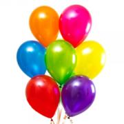 7 разноцветных шариков